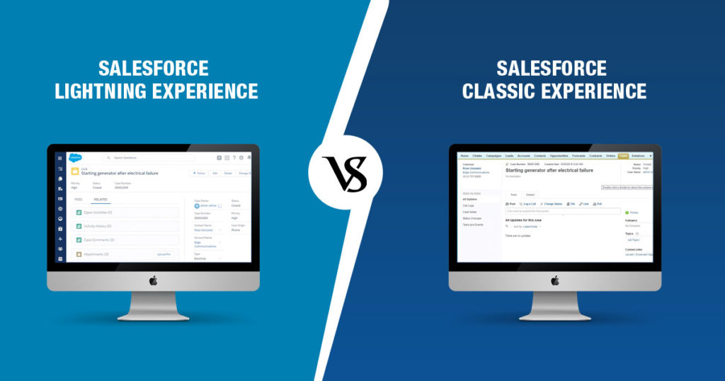 Salesforce Classic vs Lightning – What you need to know